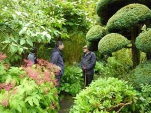 Tom Smith garden, Aberdeen.